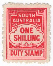 (I.B) Australia - South Australia Revenue : Stamp Duty 1/-