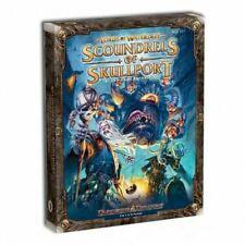Hasbro Lords of Waterdeep Scoundrels of Skullport Strategy Board Game Multicolore