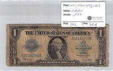 USA - 1 DOLLAR 1923 AB SILVER CERTIFICATE