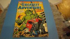 MY GREATEST ADVENTURE #46 FN (5.5) DC COMICS AUGUST 1960 **