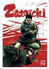 manga Zatoichi One Shot Hiroshi Hirata EO Delcourt VF Samourai Baby Cart Cinéma