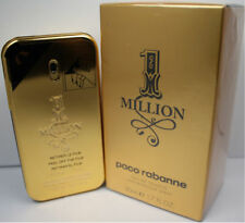 1 Million by Paco Rabanne 1.6/1.7 oz EDT Spray for Men - New in box