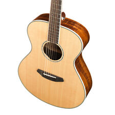 Breedlove Pursuit Exotic Concert E Acoustic-Electric Guitar, Koa