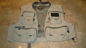 SIMMS Fly Fishing Vest XXL .99 Start - NO RESERVE