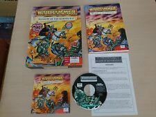 WARHAMMER SHADOW OF THE HORNED RAT  - CLASSIC BIG BOX VERSION PC CD
