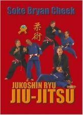 European Jukoshin Ryu Ju Jitsu against weapons guns knives bo Book Bryan Cheek