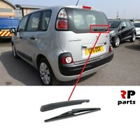 FOR CITROEN C3 PICASSO 2008 -2017 NEW REAR WIPER ARM WITH 290 MM BLADE 6429 GN