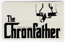 Chronfather Sticker Parotee Marijuana Collectible Funny Decal 420 Weed Ganja