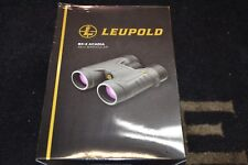 Leupold BX-2 Acadia 10x42mm Roof Prism Binoculars SHADOW GRAY NIB 172700