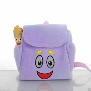 Dora the Explorer Kinder Rucksack + Karten-Spielzeug-Puppe-Geschenk für Mädchen