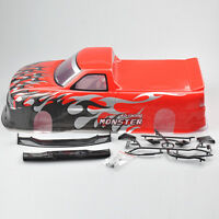 Monster Truck Body Shell  RC 1:10th 94188 with Gift 80106 02053 For HPI HSP 029R