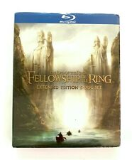 The Lord of the Rings: The Fellowship of the Ring Extended Edition 5 DISC SET