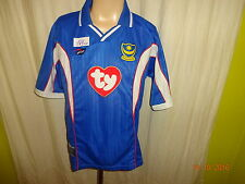 "Portsmouth FC Original Professional Players Trikot 2002/03 ""ty"" Gr.M TOP"