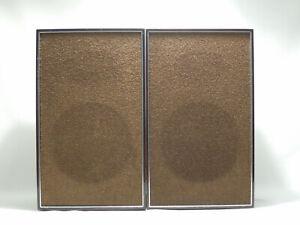 SABA Lautsprecher-Box (römisch) I, zum Stereo-Studio I, ein Paar