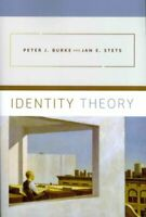 Identity Theory by Peter J. Burke 9780195388282 | Brand New | Free UK Shipping