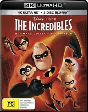 The Incredibles - 4K Ultra HD