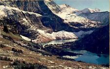 (mcq) Glacier National Park: Hidden Lake