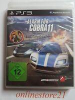 Alarm für Cobra 11 Undercover PlayStation 3 NEU PS3