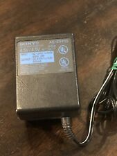 (CR) SONY AC-ES455 AC Adapter/Power Supply DC 4.5V 500mA - Walkman - Discman