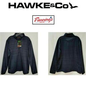 SALE! NEW! Hawke & Co Pullover Pro Series Men's 1/4 Zip VARIETY SZ/CLR - F21