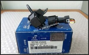 OEM Genuine REAR VIEW CAMERA 957602V100 for Hyundai Veloster [11~2017]