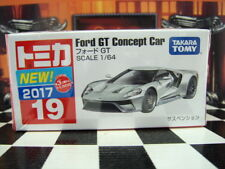 TOMICA #19 FORD GT CONCEPT CAR 1/64 SCALE NEW IN BOX