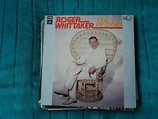 ROGER WHITTAKER wishes LP PS textured sleeve columbia SCX 6626 ~ VG / VG