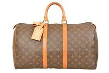 Louis Vuitton Monogram Keepall 45 Travel Bag M41428 - YG00603