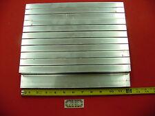 12 Pieces 34x 1 12x 18 Wall Aluminum Rectangle Tube 6063 T52 X 12 Long
