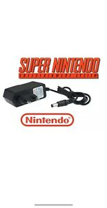 Transfo Alimentation - SNES / NES Nintendo Cable secteur NEUF Livraison Rapide