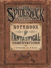 Spiderwick's Notebook for Fantastical Observations (SPIDERWICK CHRONICLE),Holly