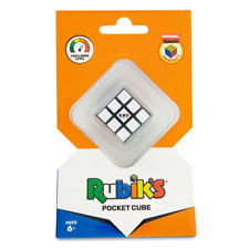 Rubiks 3x3 Pocket Cube Puzzle 3cm