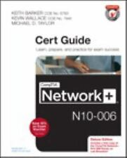 CompTIA Network+ N10-006 by Taylor Micheal D., Michael D. Taylor, Wallace Kevin,