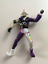 Jindrax Evil Space Alien WILD FORCE POWER RANGERS ACTION FIGURES BANDAI  2001
