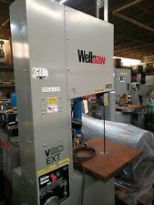 Wellsaw Model V 20 Ext Vertical Bandsaw
