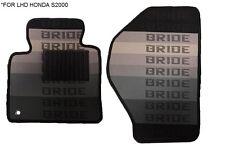 99-09 Bride Fabric Custom Fit Honda S2000 Floor Mats Interior Carpets LHD