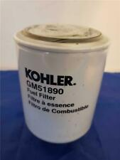 KOHLER FUEL FILTER KIT ​GM51890 Brand New Sealed Generator