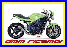 Terminale Scarico MIVV X-CONE PLUS TRIUMPH SPEED TRIPLE 1050 07>10 omologato