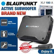"BLAUPUNKT 8"" 400W Class AB Car Underseat Active Subwoofer w/ Built In Amplifier"