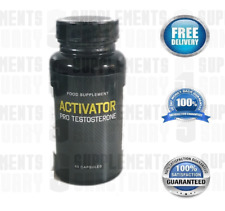 Activator Pro Testosterone 60 Capsules New Sealed