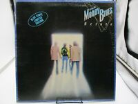 The Moody Blues LP Blue Vinyl PS 708 Record Gatefold Canada Pressing VG+ c VG+