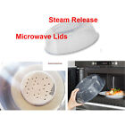 IKEA Microwave Cover 1 to 3-pk Lid Steam Release Gray PRICKIG Free Shipping