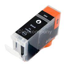 1x Patrone für PGI 5 bk black XL IP3300 IP3500 IP4200X MX850 IP4300 IP4500X 530