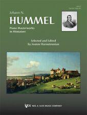 Hummel Piano Masterworks in Miniature