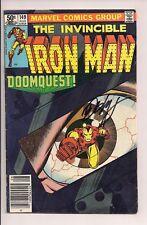 Iron Man #149 Dr. Doom vs Iron Man Signed by Bob Layton W/COA (Aug 1981, Marvel)