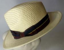 Cappelli da donna blu in feltro