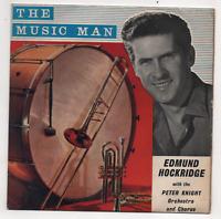 EDMUND HOCKRIDGE - THE MUSIC MAN. (UK, 1961, EP, PYE , NEP 24135)