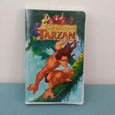 Tarzan Walt Disney VHS video