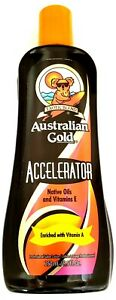 Australian Gold Accelerator Dark Tanning Bed Lotion
