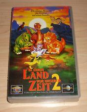 VHS - In einem Land vor unserer Zeit 2 ( Zeichentrick Dinosaurier )